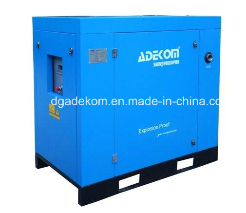 Stationary Water Cooled Twin Screw Landfill Gas Compressor