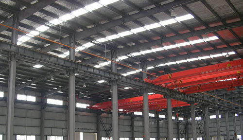 Fireproof Steel Frame Workshop (LTG172)