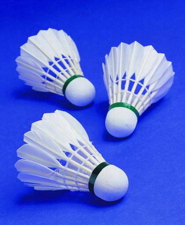 China Badminton Shuttlecocks China Badminton