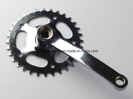 High Standard Quality Chainwheel & Crank Ck-026 in Hot Selling