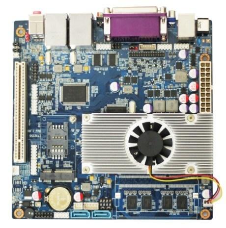 Onboard CPU N2600 Dual LAN Computer Parts