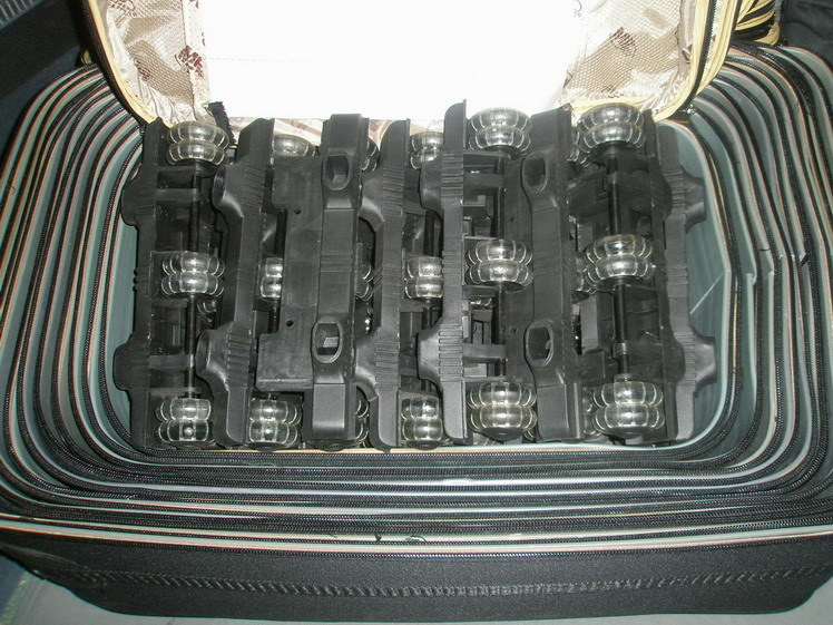 SKD Luggage (7 Packing)