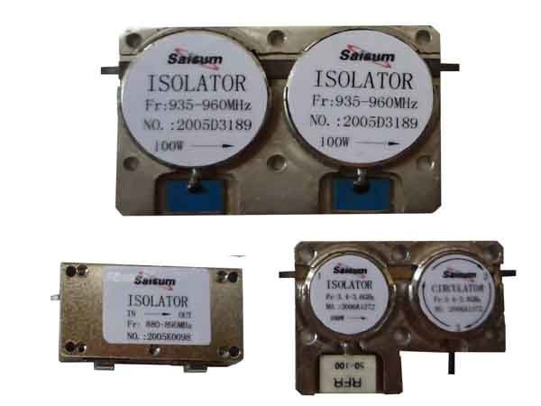 Berricle Rings: Rf Isolators
