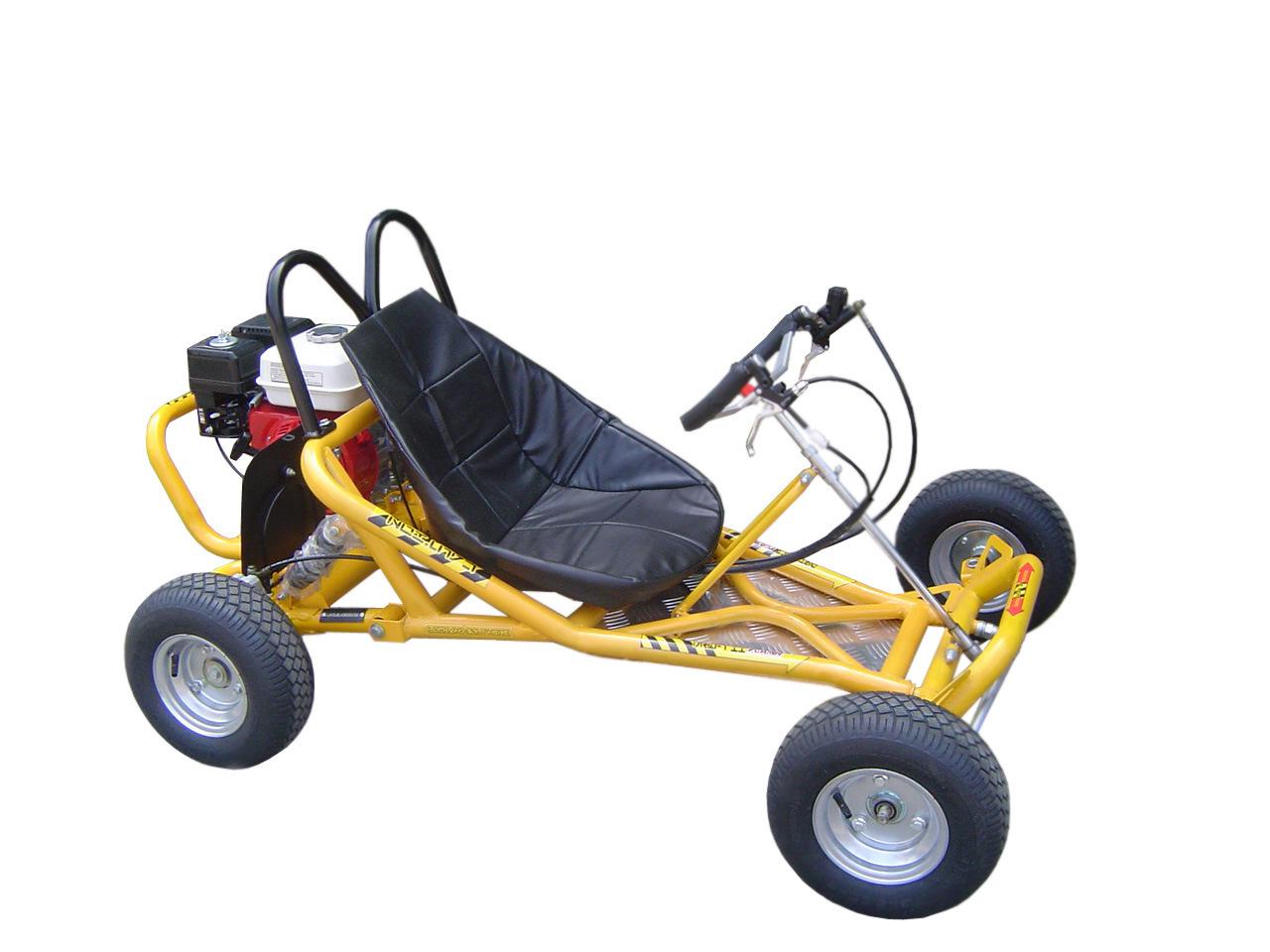 images of Go Kart With Honda Engine