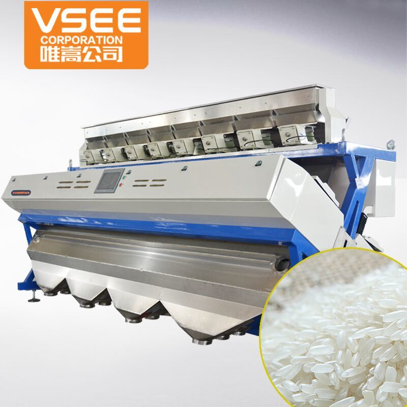 Wholesale Manufacturer Rice Mill Machinery Color Sorter in 2017 New Products
