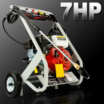 Gasoline Pressure Washer (HW8005-7.0HP)