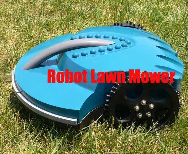 Lawn Mower Robot, robotic lawn mower, Friendly Robotics