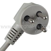 Power Cord Plug (YS-25)