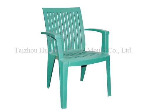 Plastic Arm Chair Mould (HY007)