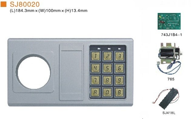 Safe Lock/Digital Lock (SJ80020A)