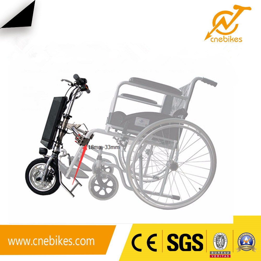 12 Inch Electric Attachable Wheelchair Handcycle
