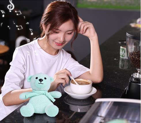 Elf Bear Bluetooth Speaker Wireless Speaker