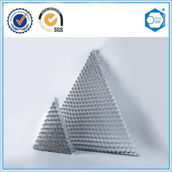 Aluminum Honeycomb Core Structure for Honeycomb Panels