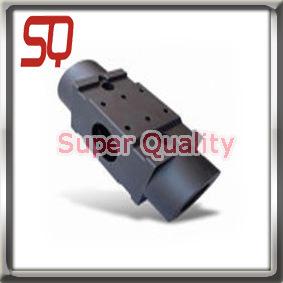 Black Anodized Steel Alloy_Bronze_CNC Milling Service Machining