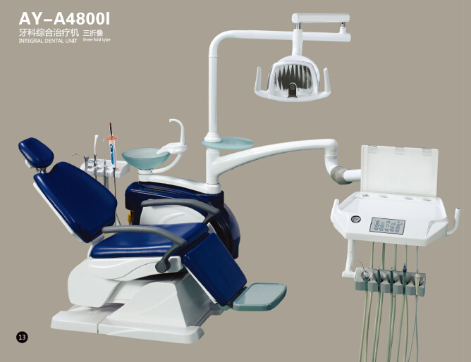 Top Sale Hight Quality Dental Chair with Ce, FDA (AY-A4800I)