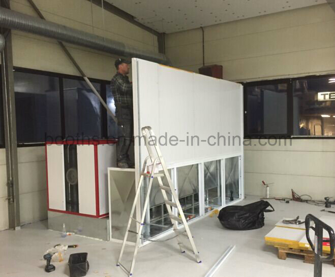 Professional Semi Down Draft Paint Spray Booth with Ce Approved