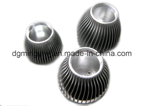 OEM Aluminum Die Casting Manufactury for LED Parts with High Level Made in Dongguan