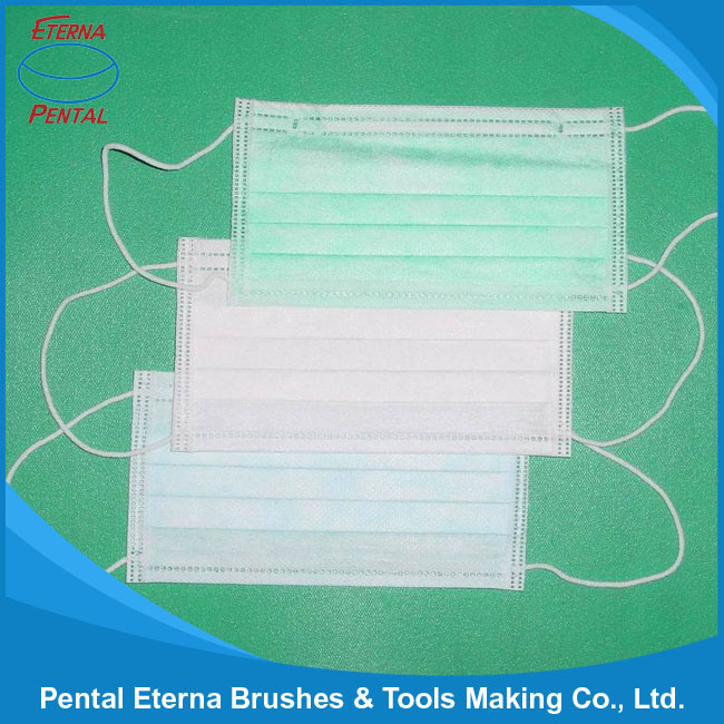 Professional Disposable Non-Woven PP Facemask