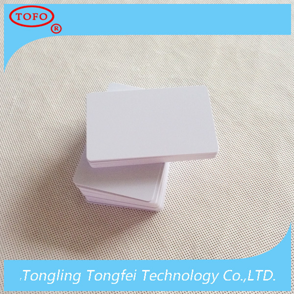 Hot China Product Wholesale Inkjet Printing PVC Card