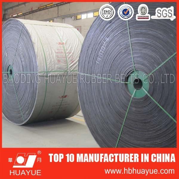 Quality Assured Transmission Belt, Nylon Fabric Rubber Conveyor Belt System Huayue