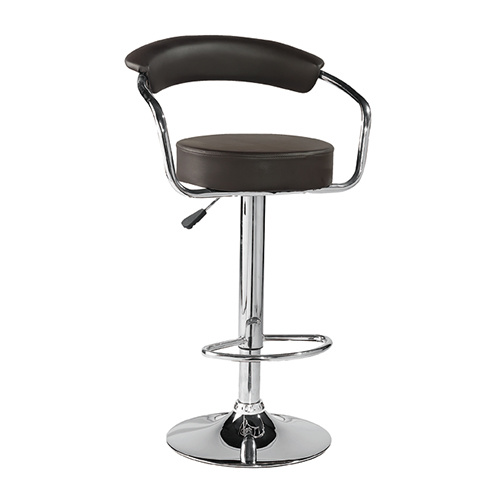 Home Leisure Leather Furniture Wishbone Kitchen Bar Stool Chair (FS-B308)