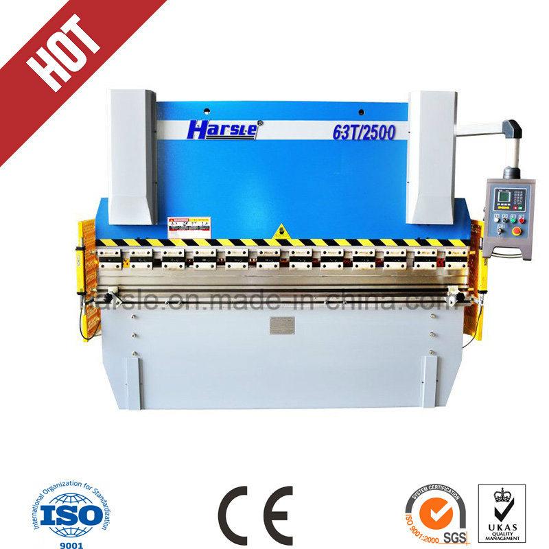 CNC Hydraulic Press Brake Machine Stainless Steel Bending Machine