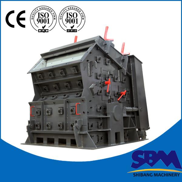 China Large Capacity Movable Crushing Equipment