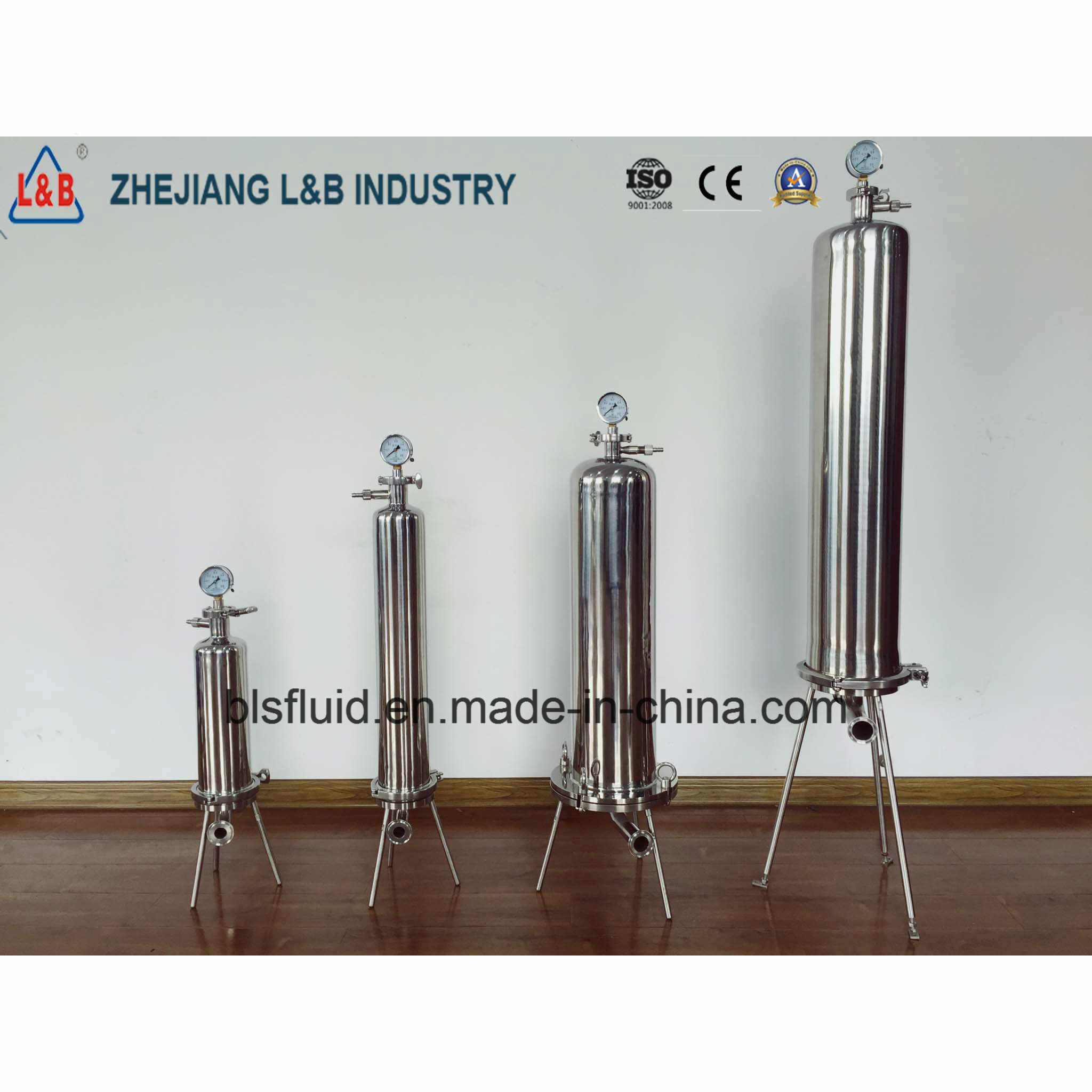 Water Filter Industrial F-Gsl Microporous Membrane Filter
