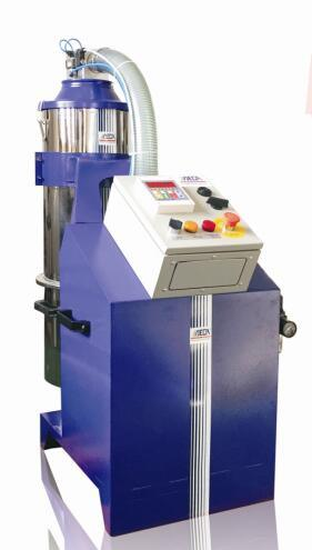 Three-Phase Hopper Loader for Plastic Injection Moulding Machine