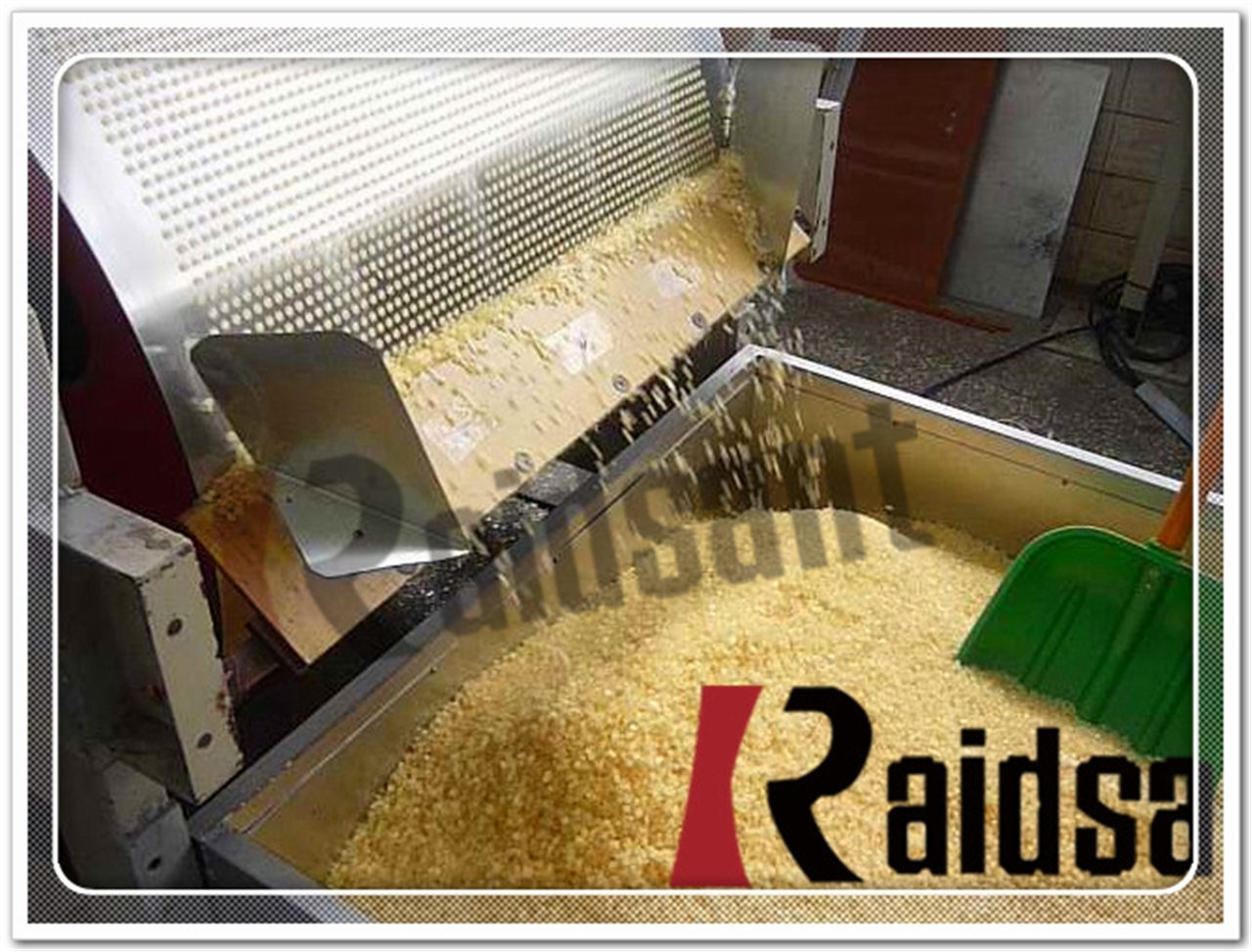 Resin Granulating Machine with Ce Certification