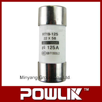 Rt18, Rt19 Thermal Cylindrical High Speed Fuse Link