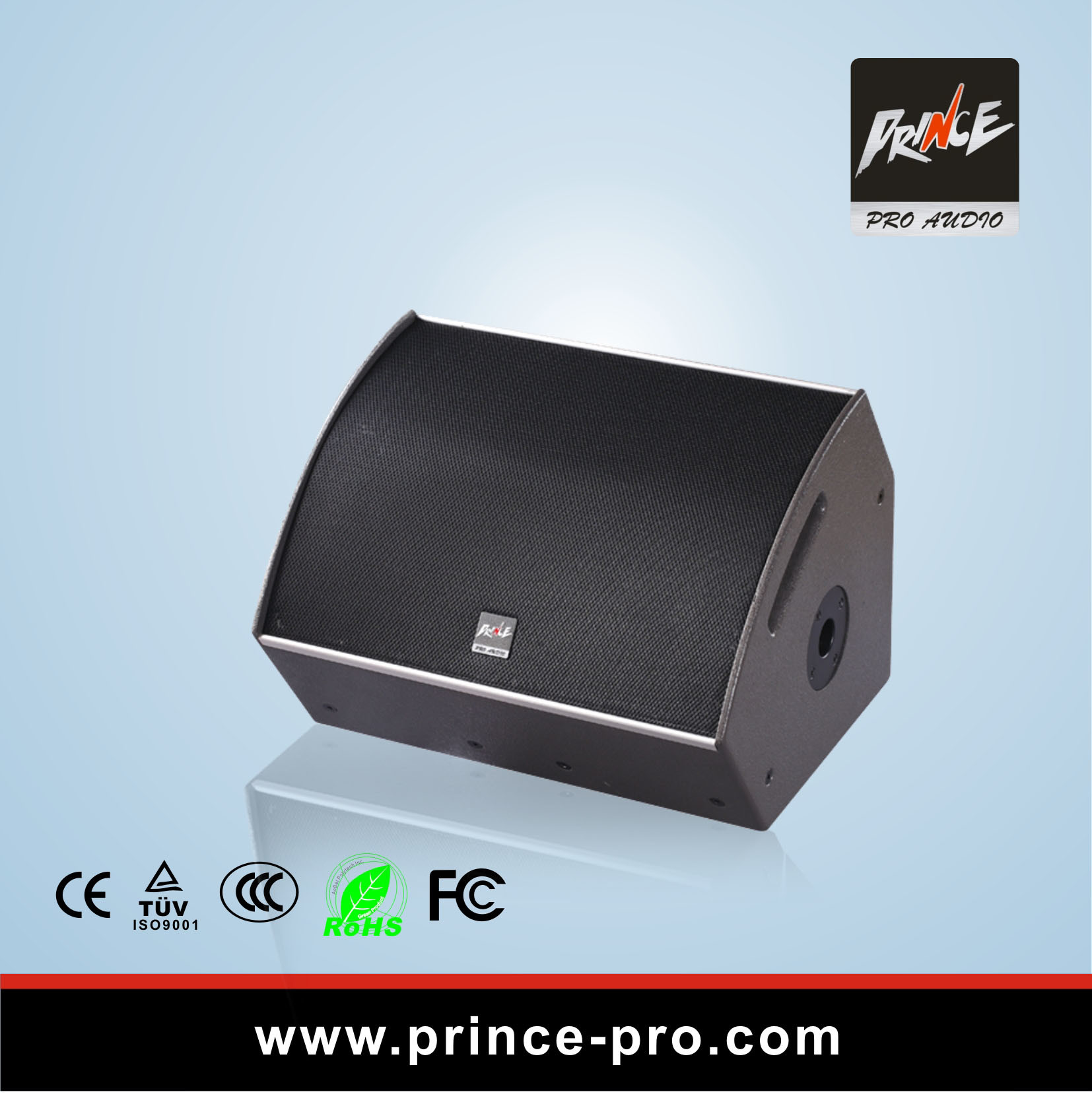 High Quality Coaxial PRO Audio System for Concert Music Hall
