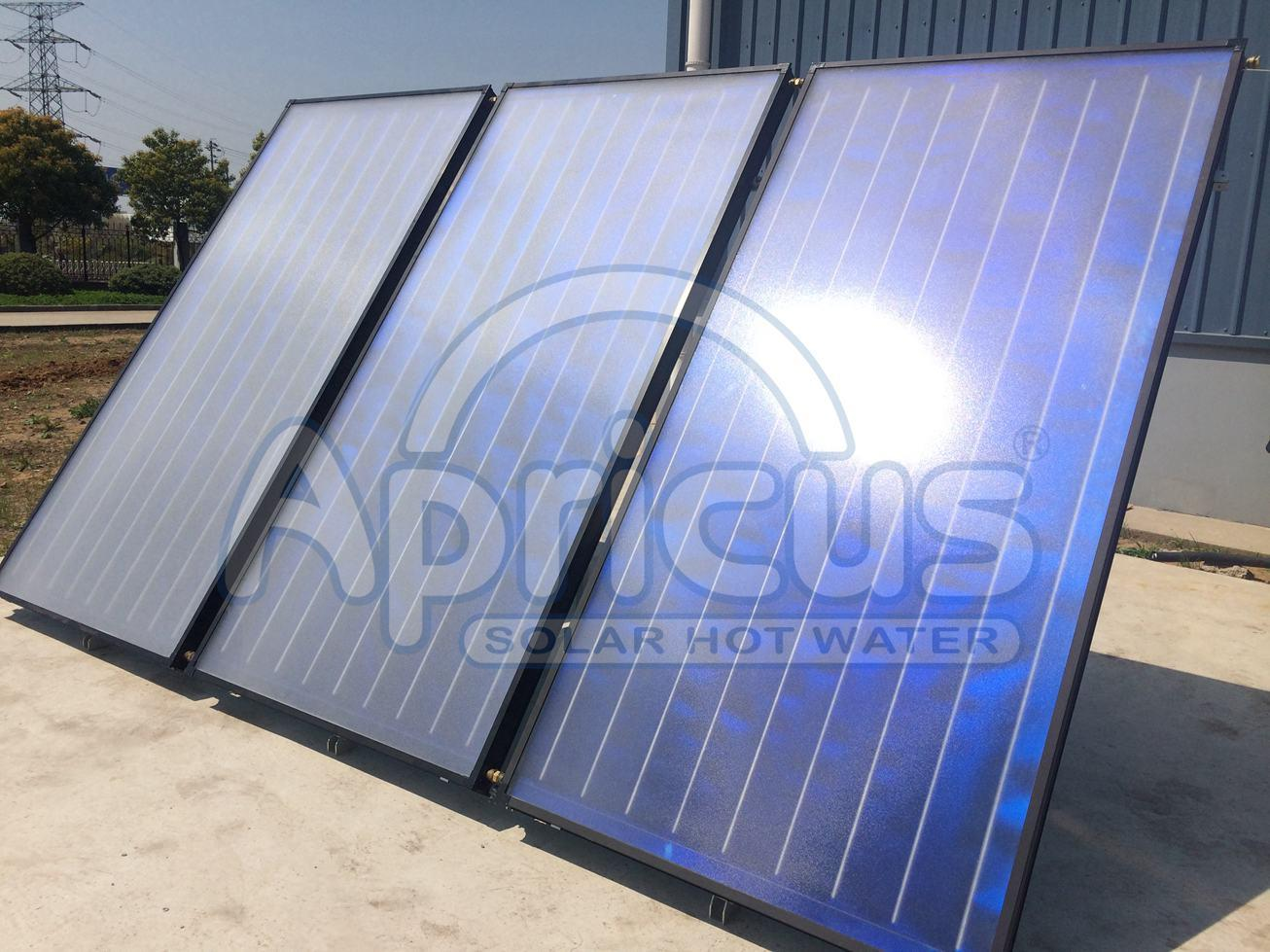 Flat Plate Solar Thermal Collector Solar Product