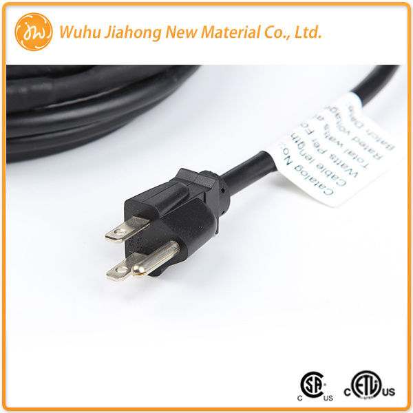 Pre-Terminated Drain Eave Snow Melt Electric Heating Cables