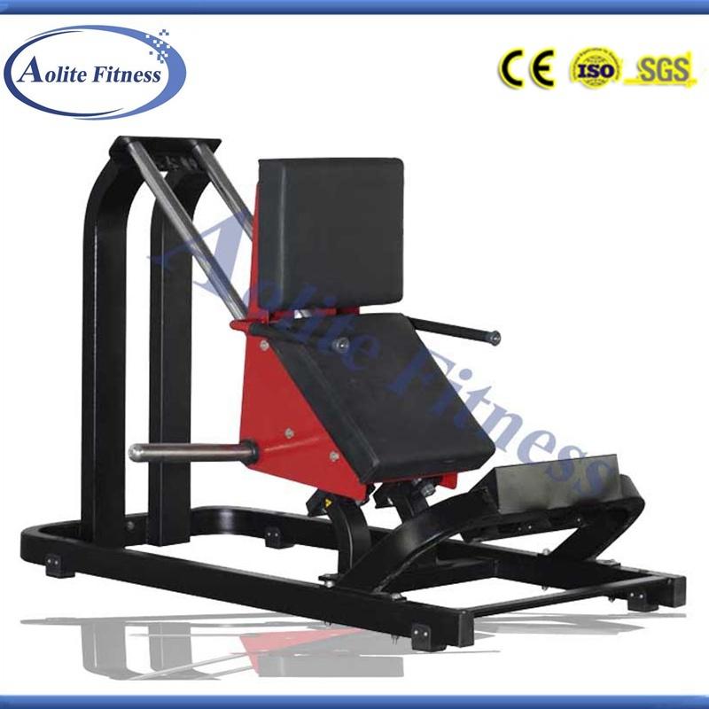Hammer Strength Leg Press Gym Machine