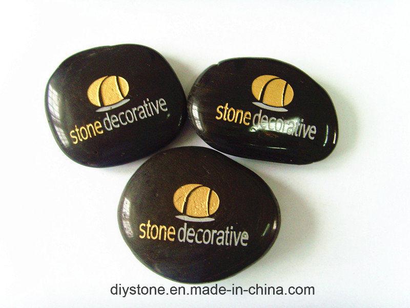 Engraved Stone Decorative
