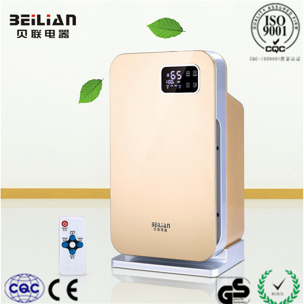 Best Sale Worldwide Air Purifier with Remote Control