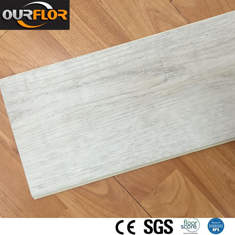 8mm WPC Vinyl Flooring Planks / WPC Flooring Stripes / WPC Vinyl Floor Tiles