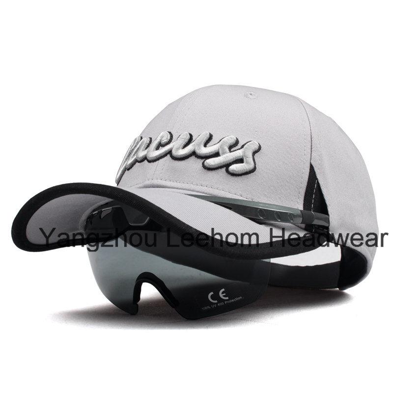 New Fashion Outdoor Sport Glasses Protective Baseball Golf Cap
