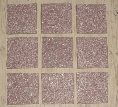Hot Sale Granite Red Floor Tile, Cheap China Granite