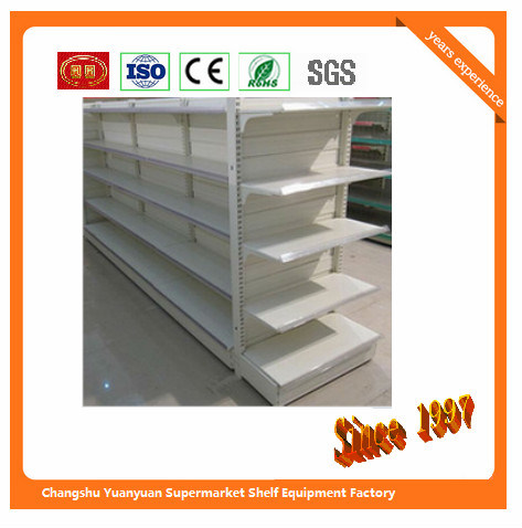Supermarket Island Gondola Display Shelves 09057