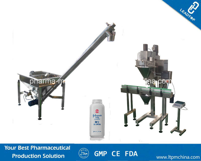 Baby Powder Filling Machine for Bottle