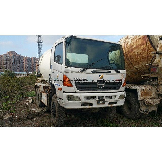 Used Hino Transit Mixer Truck