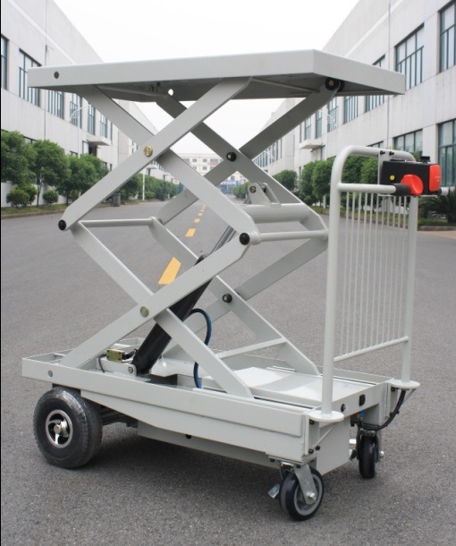 Electric Hydraulic Scissor Lift Table (HG-1160)
