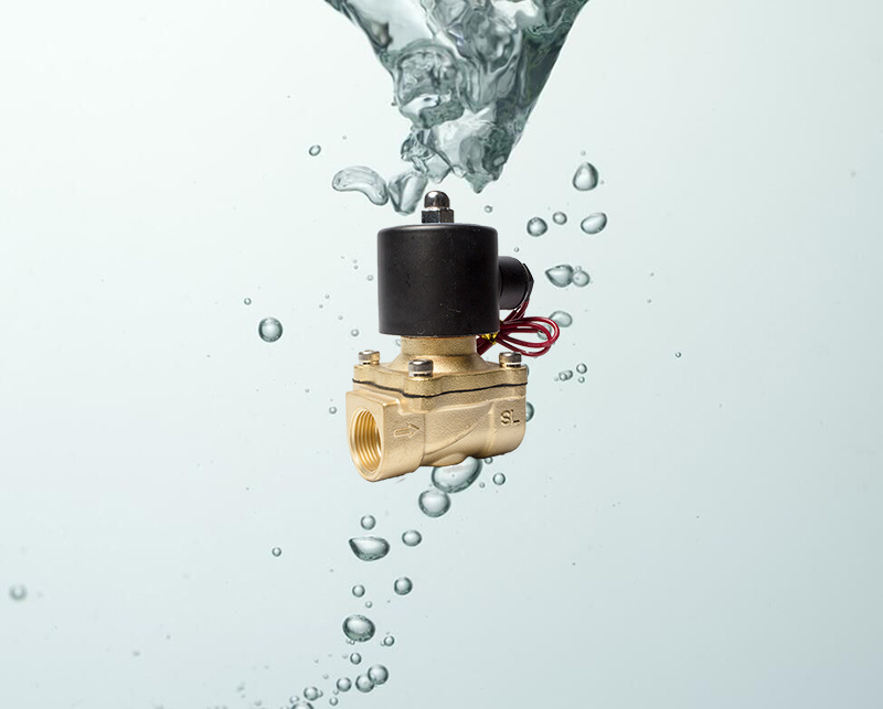 Good Quality 2W200-20 3/4inch 110V Water Solenoid Valve