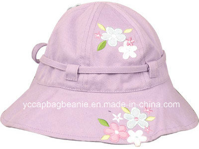 Children / Baby Cotton Summer Bucket Hats