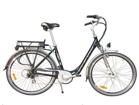 2016 New Design E-Bike Step Through