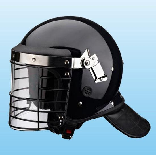 PC/ABS Anti-Riot Helmet for Military Equipment