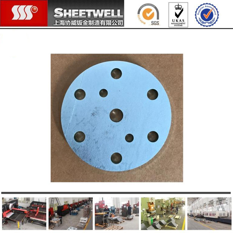 Custom OEM Laser Cutting Galvanized Sheet Metal Fabrication