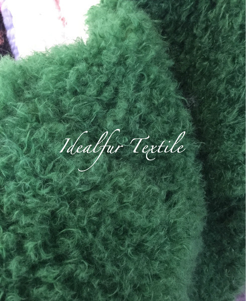 Soft Lamb Fake Fur/Faux Fur/Imitation Fur